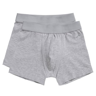 Ten Cate Boys Basic Short Light Grey Melee 30039 | 17491