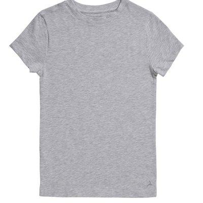 Ten Cate Boys Basic T-shirt Light Grey Melee 30041 | 17498