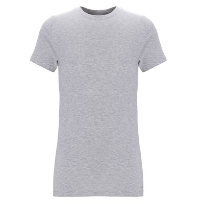 Ten Cate Boys Teens Basic T-shirt Light Grey Melee 30044 | 17505