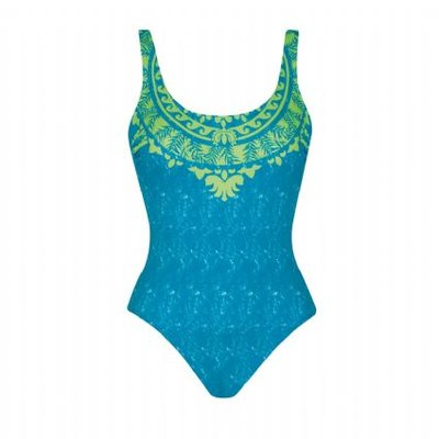 Olympia Badpak Turquoise 32073 | 19043-19044