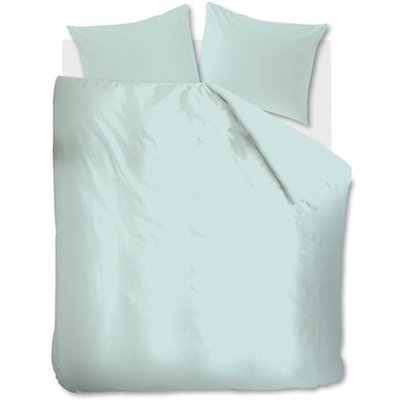 Beddinghouse Dekbedovertrek Basic Mint Groen 15381