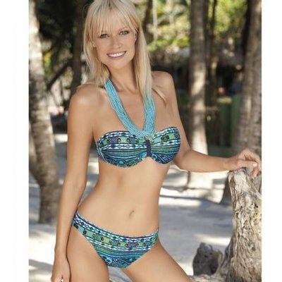 Sunflair Bikini Blauw 21302 | 18847 t/m 18849