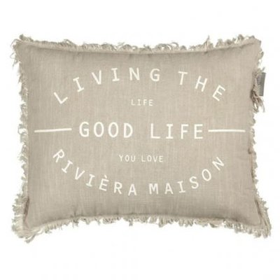 Riviera Maison Sierkussen Good Life 19065