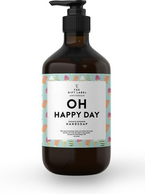 The Gift Label Handsoap Oh Happy Day