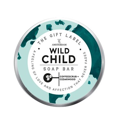 The Gift Label Soapbar Wild Child 16894