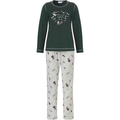 Pastunette Pyjama 751 Darkgreen 20182-100-2   19601