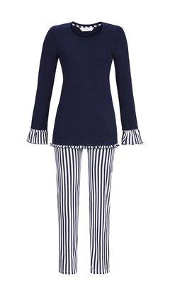 Cherie Line Pyjama 286 Nachtblauw 8571203P | 19787