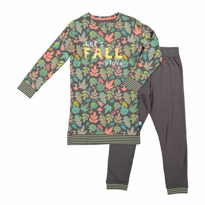 Charlie Choe Pyjama Magic Leafs 41Z-28909 | 19721