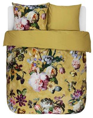 Essenza Dekbedovertrek Fleur Golden Yellow 19734