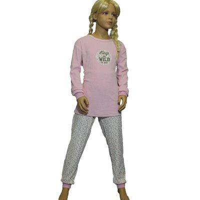 Cocodream Velours Pyjama Roze 351300 | 19689