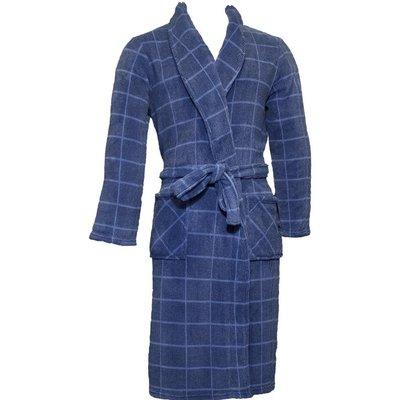 Outfitter Fleece Badjas Blauw 496527 | 19685