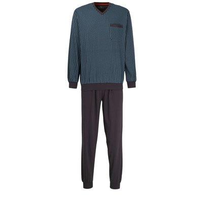 Götzburg Pyjama 825 Grey/Petrol 451758-4008 | 19876