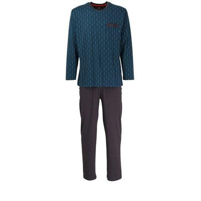 Götzburg Pyjama 615 Petrol 451761-4008 | 19875