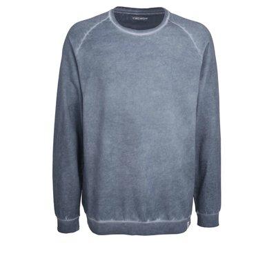 Ceceba Shirt 631 Blue Melange 30790-3017 | 19879