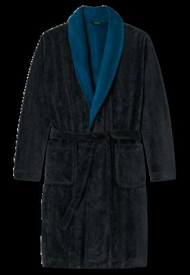 Schiesser Badjas Dark Blue 159145 | 20055