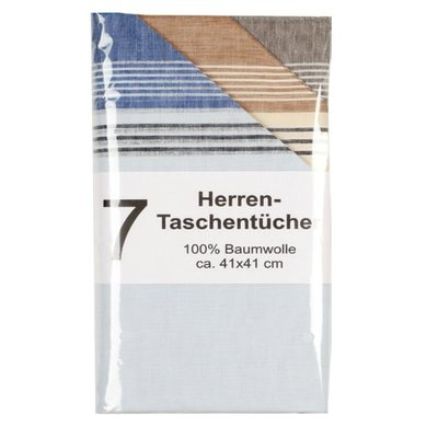 Herenzakdoeken GH7 9973-1