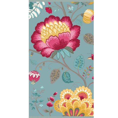 Pip badgoed Floral Fantasy Light Petrol 13900