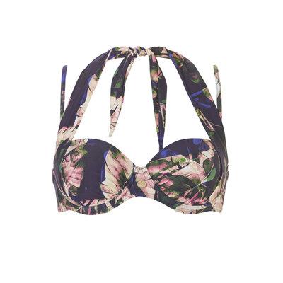 WOW Multiway Bikinitop Tropical Night 20056 334 | 20419 t/m 20421