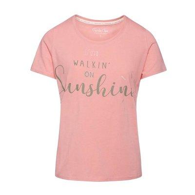 Charlie Choe Shirt Pink 38A-31130 | 20512