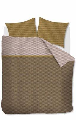 Beddinghouse Dekbedovertrek Leith Gold 20582