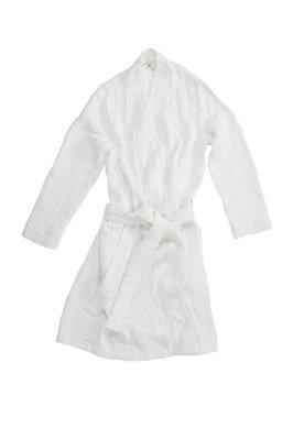 VT Wonen Badjas Cuddle White 20801