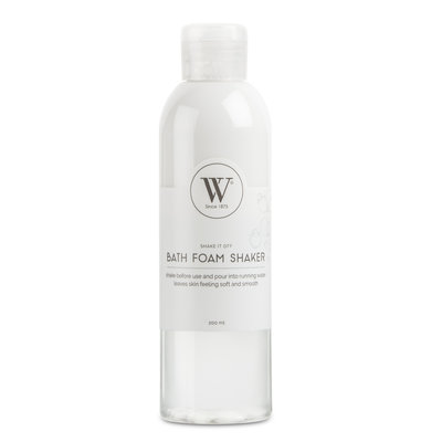 Walra Body & Soul Bath Foam Shaker 200ML 20834