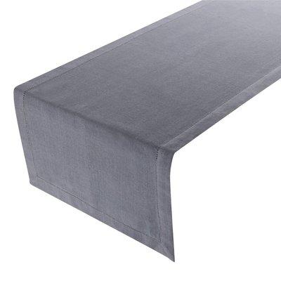 Linen&More Tafelloper Grey 20605