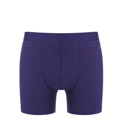 Ten Cate Boxers 2-Pack Dots/Blue Melee 31088 | 21025