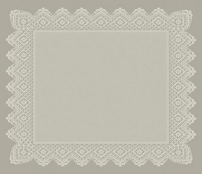 Elias Theedoek Lace Grey 1329/2329 | 19399