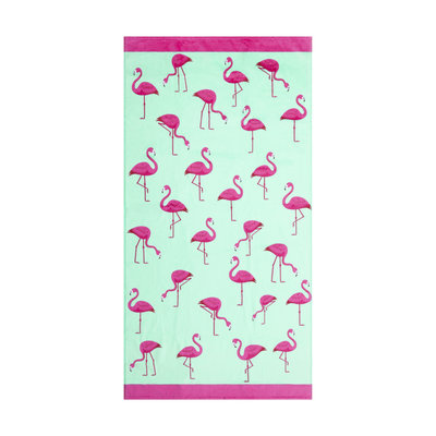 Livello Kids Strandlaken Flamingo 21070