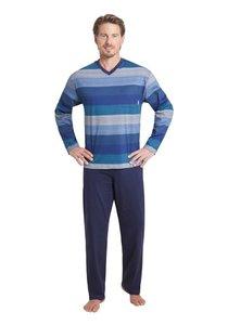 Hajo Pyjama Blue 53251 | 21214