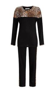 Cherie Line Pyjama 900 Zwart 9571206P | 21355