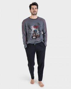 Massana Pyjama Vigore Antracit P691304 | 21555