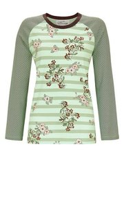 Ringella Bloomy Shirt 503 Opal 9551405P | 21338