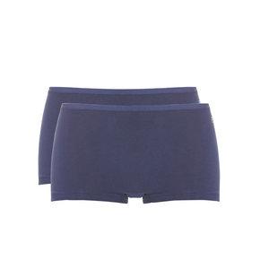 Ten Cate Women Short 2-Pack Blauw 30682 | 19982