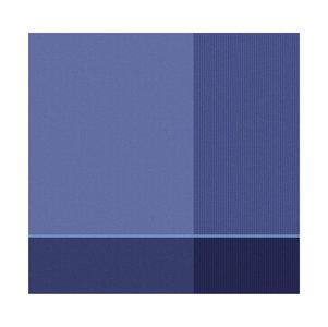 DDDDD Theedoek Blend Violet Blue 19854