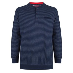 Pastunette Mix & Match Shirt Blauw - 563 4399-623-4 | 16246