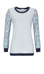 Ringella Bloomy Shirt 221 IJsblauw 8551407 | 19569