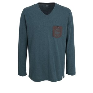 Tom Tailor Shirt 331 Green 71012 -5609 | 19883