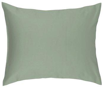 Livello Soft Cotton Kussensloop 2 Stuks Soft Green BLLIV25 | 20170