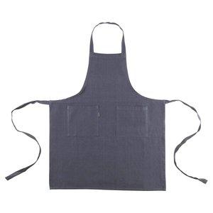 Linen&More Keukenschort Indi Grey 18311