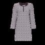 Ringella Bloomy Nachthemd Dark Shadow 9551003P | 21421
