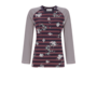 Ringella Bloomy Shirt Dark Shadow 9551405P | 21410