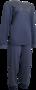 Lunatex Pyjama Donkerblauw 12-4133.00   21527