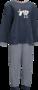 Lunatex Badstof Pyjama Blauw 12-4136.50   21525
