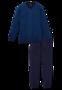 Schiesser Heren Pyjama Royal Blue 168811 | 21904