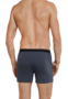 Schiesser Men 95/5 Shorts 2-Pack Antraciet 161149 | 18663