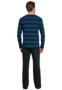 Schiesser Pyjama Royal Blue 159631 | 21621