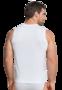 Schiesser Men Long Life Soft Tanktop White 164104 | 23572