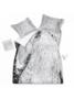 Vandyck Dekbedovertrek Snow Fever White 23764